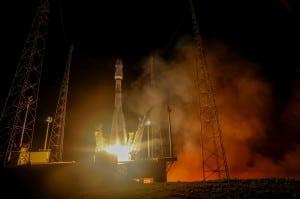 Soyuz Galileo Arianespace