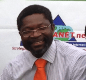 Casimir Berthier Fotso Chatue CEO Afrikanet