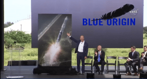 Blue Origin Orbital Vehicle