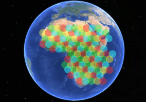 Fibersat Footprint Africa Hosted Payload