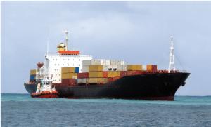 Maritime Cargo Vessel