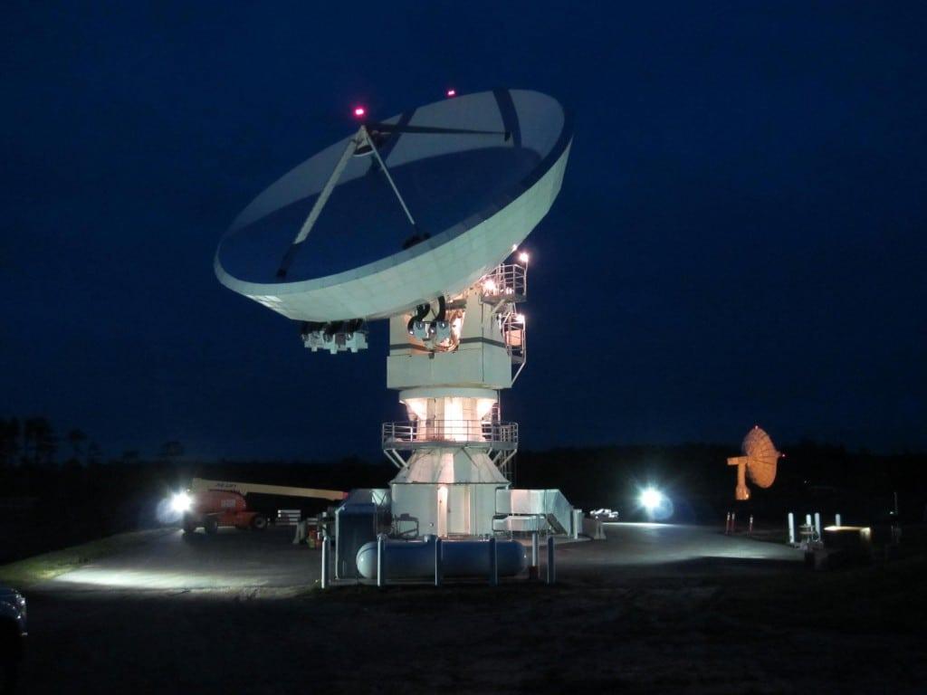 Harris GOES-R Antenna