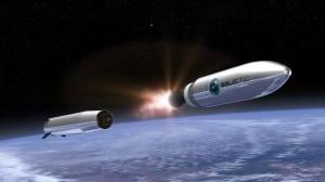 LauncherOne Virgin Galactic