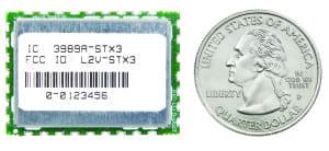 Globalstar STX3 chipset vs quarter