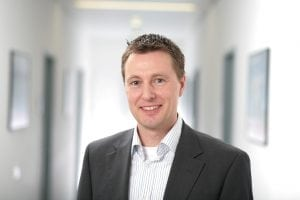 Stefan Kunz, vice president of business and distribution services at Sky Deutschland.
