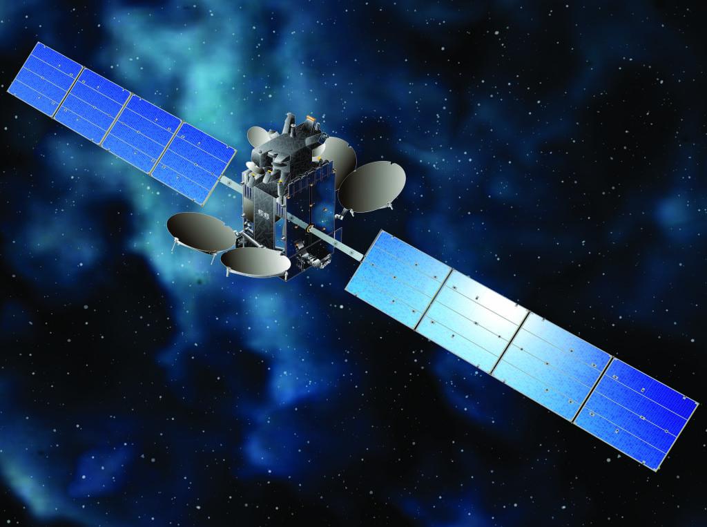 Azerspace-2 Intelsat 38 SSL