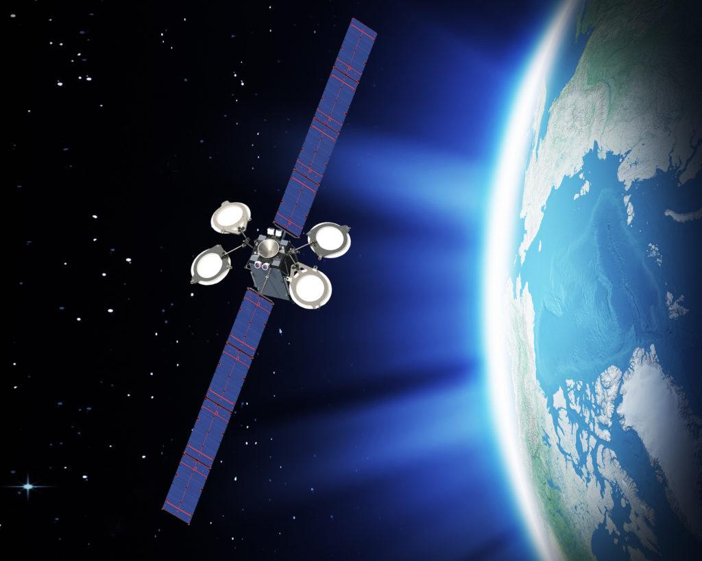 E115WB Eutelsat Hunter