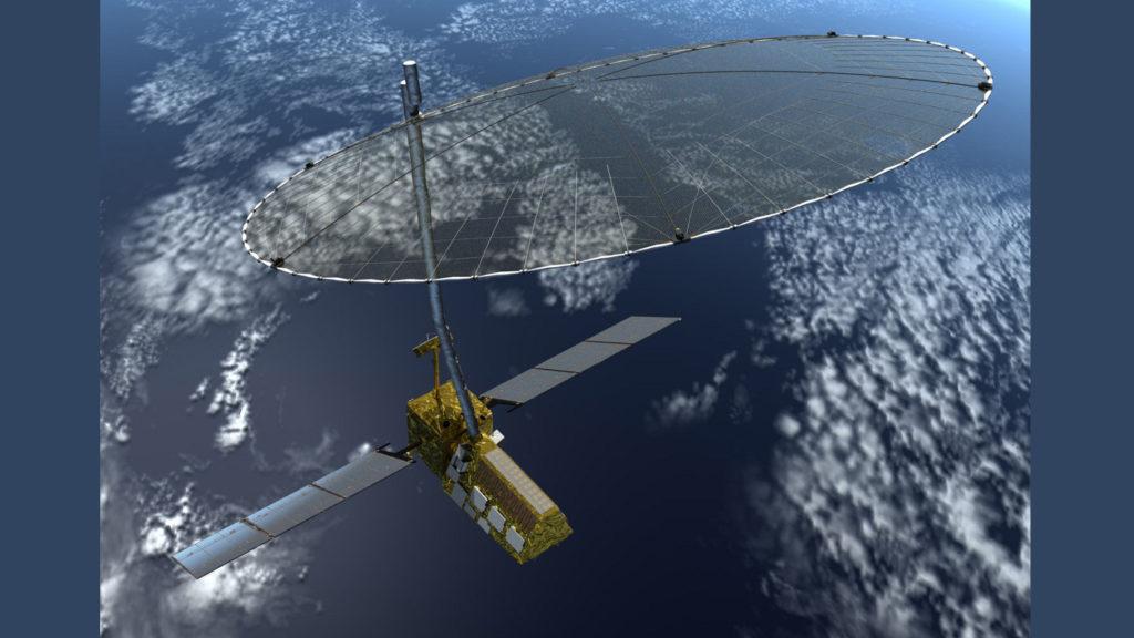 NISAR NASA ISRO JPL