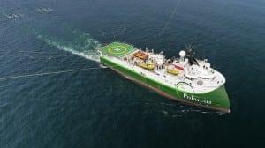 Ship Boat Polarcus Naila