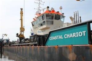 Alphatron Marine Acta Coastal Chariot