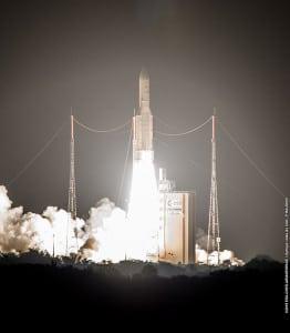 Arianespace's VA227 Ariane 5 mission