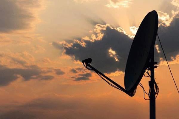 Eutelsat Dish
