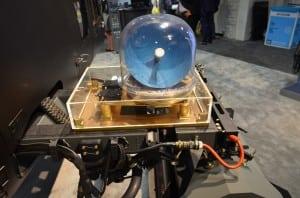 Hughes Airborne Satcom System