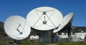 Antennas to enable Inmarsat's EAN across Europe.