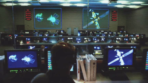 US Air Force Space Control Office