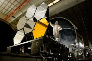 NASA JWST Telescope