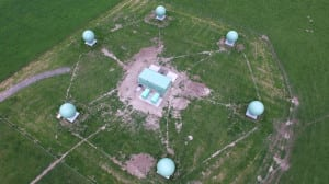 New satellite ground station for the MEOSAR system in New Zealand