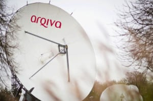 Arqiva Satellite Dish