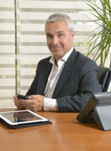 CEO Javier Ruete