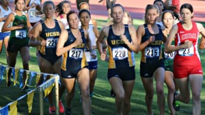 UCSD Athletics ViaSat XC