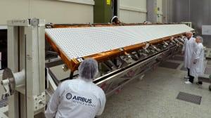 Sentinel 1B antenna Airbus