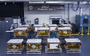 11 OG2 satellites ready to ship from Sierra Nevada Corporation Space Systems to Cape Canaveral for Mission 2 launch
