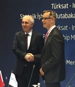 Turksat MoU Inmarsat