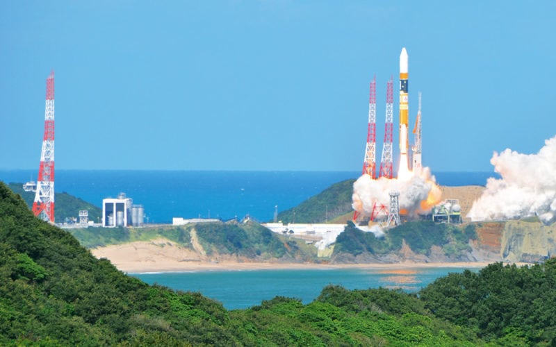 H2A Tanegashima Space Center