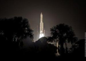 VA228 Arianespace Intelsat