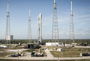 SpaceX Falcon 9 Upgrade