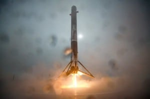 SpaceX Falcon 9 Reusable