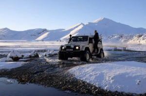 Iceland SPOT rescue Globalstar