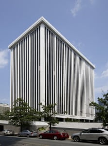 OneWeb's new office building in Virginia. Photo: Monday Properties