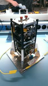 QB50 CubeSat