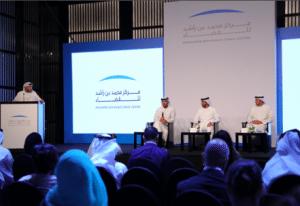 KhalifaSat critical design review press conference. Photo: MBRSC