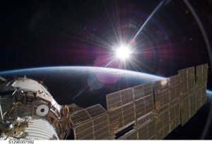 NASA ISS Russian Side