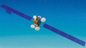 Express-AMU1, the new Russian heavy telecoms satellite, has been successfully translated from the geo-transfer to the geo-stationary orbit. The spacecraft solar panels have now been fully deployed.