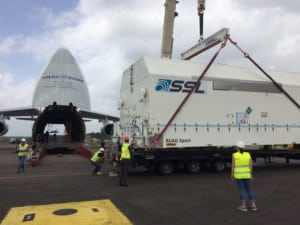 Arianespace Eutelsat SSL