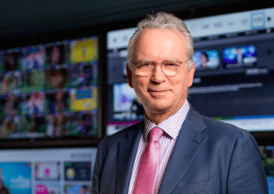Michel de Rosen Selected as Satellite Executive of the Year