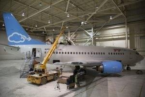 Gogo 2Ku Airplane