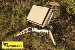 Paradigm Swarm45 Ka-Band terminal