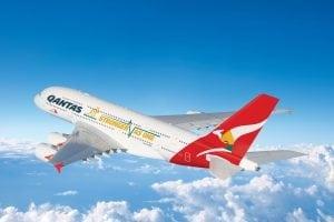 Qantas Australia ViaSat
