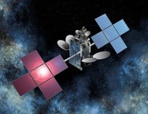 Es'hail 1 Eutelsat 25B SSL