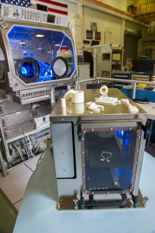 Made In Space 3-D Printer