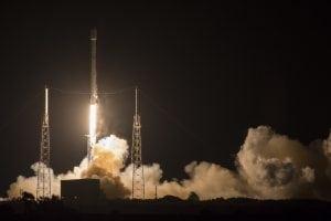 JCSAT 14 JSAT SpaceX