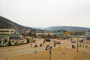 Kigali Rwanda Becca Kumar