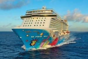 Norwegian Cruise Line EMC MTN