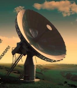 Skynet 5A Ground Station Australia Airbus