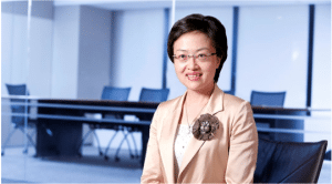 Zhang Yan AsiaSat VP China