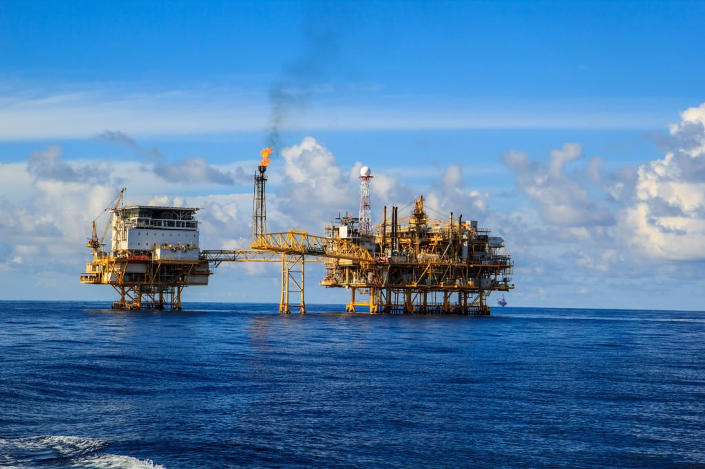 shutterstock oil rig ITC Global